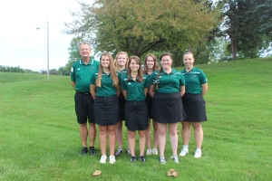 TEEING OFF: Six Foresters make up HU's first women's golf team. Their first home match will take place Oct. 3.