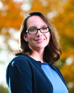 Dr. Kate Brown's vegetarian diet is a reflection of her love for all creation