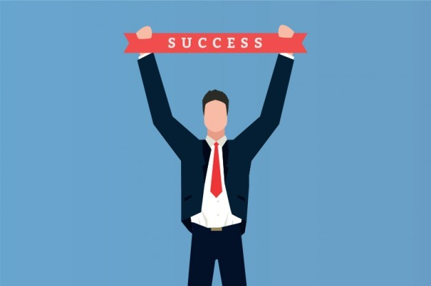 businessman-with-success-ribbon_23-2147506395