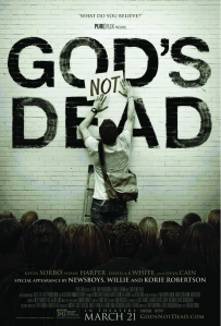 """The message of """"God's Not Dead"""" (2014) is lost among the melodrama of the film — USA Today"""