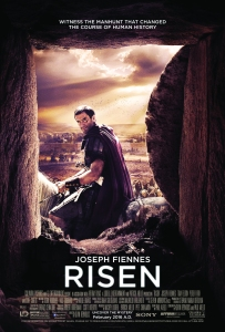 """""""Risen"""" (2016) had potential to be very original but is merely an attempt at proslytizing  — The Guardian"""