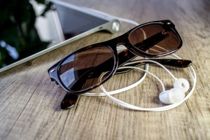 TUNE TIME: Pop in some headphones and use these tips  to get the most out of your summer  music. (Photo provided)