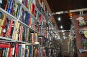 PAGE-TURNER:  Bookstore offers variety to community at an affordable price.                                Photo  by Hannah Williams